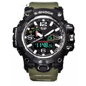 6861c1f285b Relógio Digital Grande Masculino X Games Esportivo Xmppd394 ...