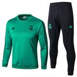Buzo Deportivo Real Madrid adidas Orinal Edición 2018