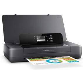 Impressora Jato De Tinta Color Hp Cz993a#ac4 Oj 200 Mobile P