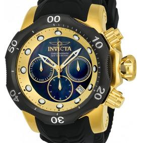 35b8bbf54ce Invicta Venom Modelo 22359 - Relógios no Mercado Livre Brasil