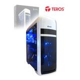Te Case Gamer Teros Radialt, Tower, Usb 3.0 / Usb 2.0, Audio