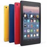 Amazon All New Fire 7 Tablet Con Alexa - 8gb Nueva - Tienda