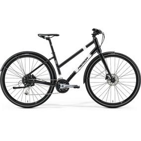 Bicicleta Merida Crossway Urban 100 Mujer 2017