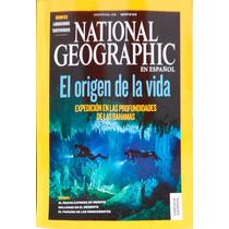 National Geographic. 2010 Agosto.el Origen De La Vida.