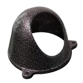 Protetor Para Câmera Dome Com Acoplamento- Em Alumínio