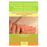 Evaluación E Intervención Psicopedagógica En Los Contextos