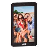 Tablet Aoc A726 Quad Core 7 1gb 8gb Negra