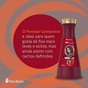 Creme Pentear Levíssimo Bn. Cachos 1000ml Beleza Natural