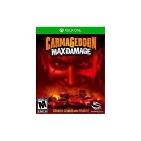 Xbox One - Carmageddon Max Damage - Código 25 Dígitos