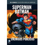 Coleccion Dc Salvat 5 - Superman Batman Enemigos Publicos