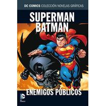 Coleccion Dc Salvat 5 - Superman Batman Enemigos Publicos