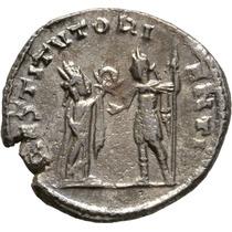 Imperio Romano, Valeriano, Antoniano, 256-260. Samosata. Vf