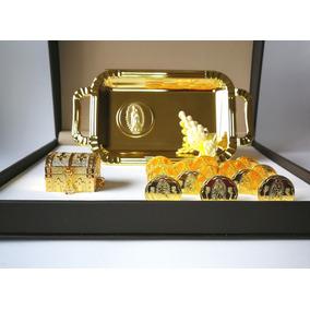 Arras Matrimoniales En Oro Lam 24k