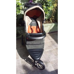 Carrinho De Bebê Infanti 03 Rodas Off Road