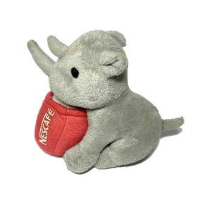 Pelúcia Rinoceronte Bebê Fofo Lindo Infantil Decoração
