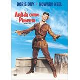Dvd Ardida Como Pimenta (doris Day, Howard Keel)