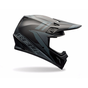 Capacete Off Road Bell Mx-9 - Barricade Matte Black