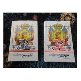 Cartas Fournier Españolas Por 40 Cartas Modelo 32