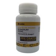 Aceite Higado Bacalao Goldfish X60+20% Env. Gratis Pack X2