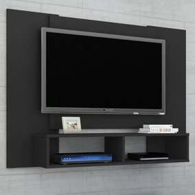 Painel P  Tv Zoom Suporta Tv De 32 A 48 - Preto 11014 d8f41f3afe