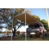 Toldo Lateral Retrátil 1,5x2,5 Para Carros - Blue Camping