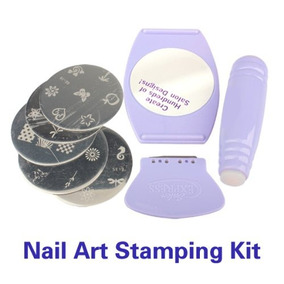 Ace Professional Nail Art Stamp Estampado De Uñas Polaco Di
