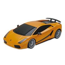 Carrinho De Controle Remoto Xq Lamborghini Aventador - 1:18