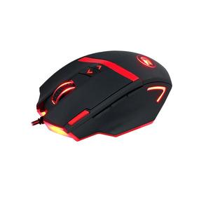 Mouse Gamer Redragon Mammoth M801 Como Nuevo 6 Cuotas S/ Int