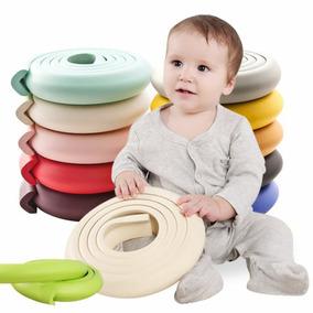 Protetor De Quina Borda 4 Metros Mesa Crianca Bebe