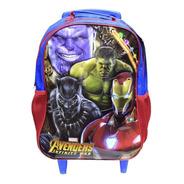 Mochilete Avengers Xeryus Infantil - 8480