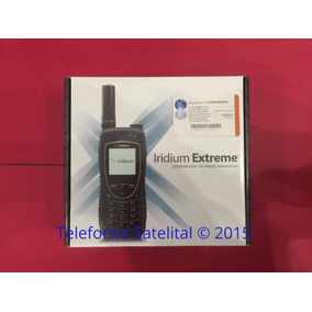 Iridium 9575 Extreme Telefono Satelital Wi Fi Blackphone