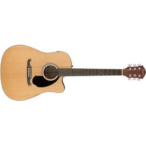 Fender 0971113021 Fa-125ce Guitarra Electro-acústica Dreadno