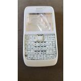 Carcaça Celular Nokia E63 Original Completa + Envio Já