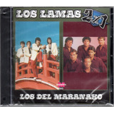 Los Lamas / Los Del Maranaho 2 X 1 - Los Chiquibum