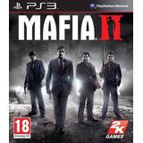 Mafia 2 Ps3 | Digital Español Oferta Unica Eshopgames