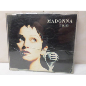 Madonna Single Rain Maverick 1993 Importado Europa