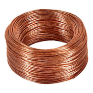 Cable De Cobre Semiduro Desnudo Cdc-14 Condumex