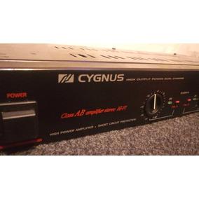 Potência Amplificador Cygnus Sl 5000 Stereo