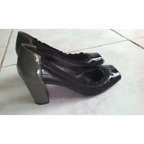 Zapatos Acharolados Nine West Numero 35.5