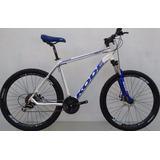 Bike Mtb 24vel Kode Aro 27.5 Suspensão C/trava Shimano Altus