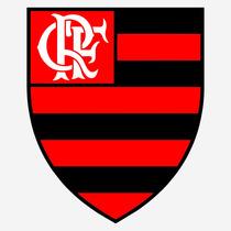 Adesivo De Parede Quarto Sala Escudo Flamengo 60cm A319