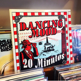 Dancing Mood 20 Minutos Vinilo Lp Nuevo En Stock