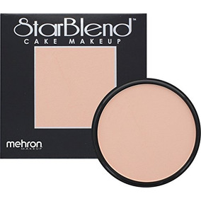 Mehron Makeup Starblend Cake Makeup Fair Female 2oz