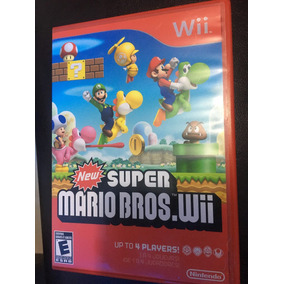 New Super Mário Bros . Wii