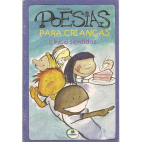 Livro Poesias Para Crianças