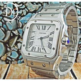 Reloj Cartier Santos 100 Acero