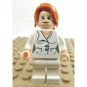Lego Original Minifigura Pepper Potts Iron Man