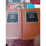 Libros: Capitalismo, Socialismo Y Democracia. Envío Gratis