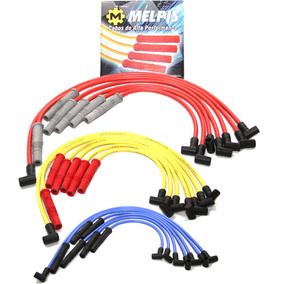Cabo De Vela Dodge Dakota Motor V6 Silicone 10mm