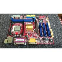 Kit Tarjeta Madre U8668-d Procesador Y Disipador De Calor